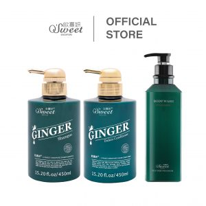 O'Sweet Ginger Series & Bodywash
